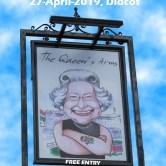27-April-2019 Queens Alldayer – Didcot