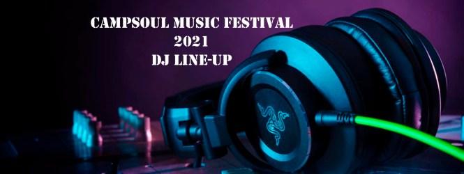 CAMPSOUL 2021 – DJ LINE-UP