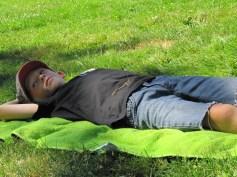 Johann is an excellent relaxer.