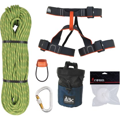 Cypher Complete Climbing Package