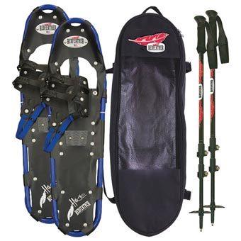 Redfeather Hike Series Snowshoe Kit