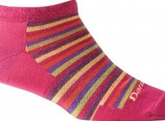 Darn Tough Women's Lifestyle Portland No Show Light Merino Wool Sock