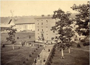 Saints' Rest 1865, via MSU Archives on Flickr