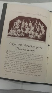 Booklet from Themian Society