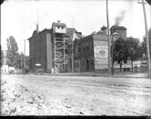 Original Phillip Kling Brewery Building: Image Source