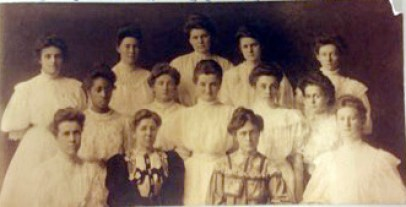 Female class of 1907