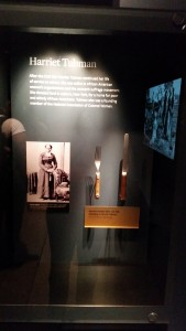 6. Harriet Tubman silverware. NMAAHC. Photo Blair Zaid.
