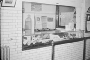 MSC Dairy Store in the Dairy Building (post-1913) Photo courtesy of Dr. John Partridge