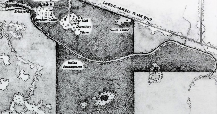 In the Beginning: Campus before MSU