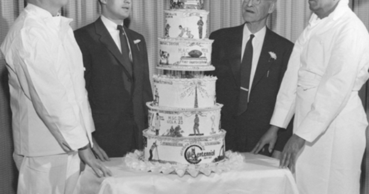 The Tell-Tale Tart: Chronicling Campus History with Cake