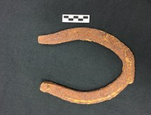 Horseshoe from Brody/Emmons Complex site.