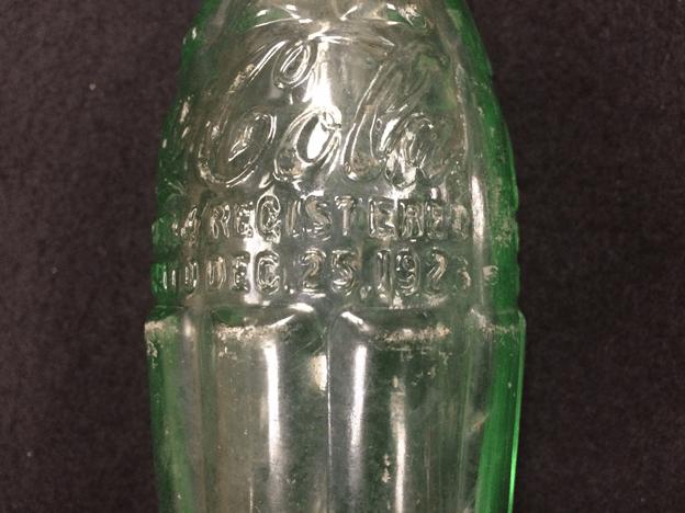 dating old bottles uk