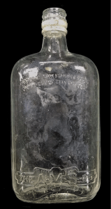 The AMS Co bottle recovered from the Brody/Emmons Complex - site of the East Lansing dump