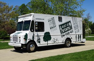 Eat at State On-The-Go Food Truck. Image Source