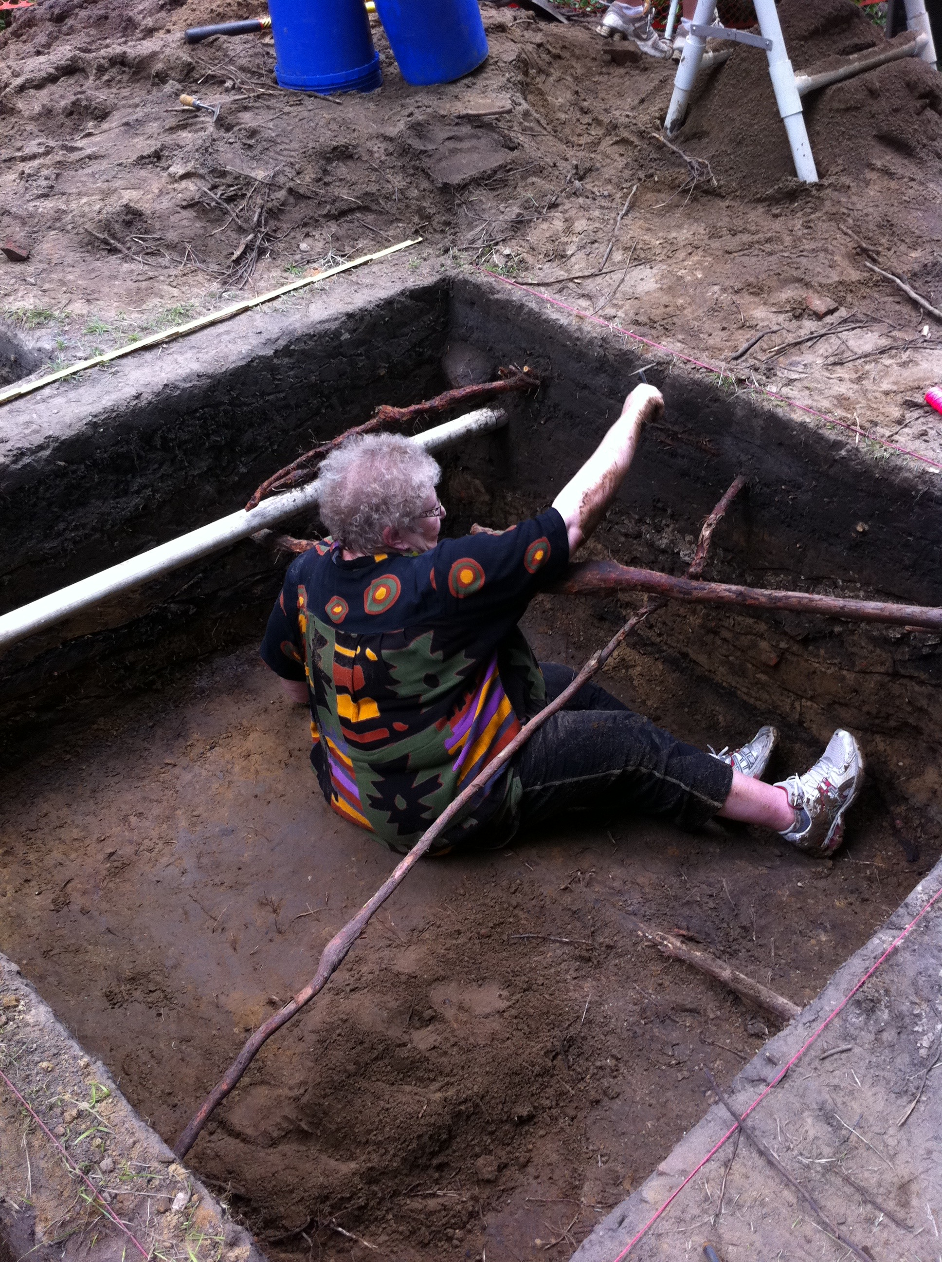 Lynne Goldstein's Final Blog Post for Campus Archaeology