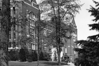 MSU Museum - Image courtesy of MSU Archives