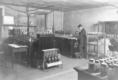 THE HISTORY OF LABORATORY SPACE AT MSU: PART II