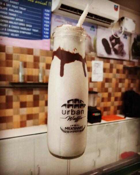 Milkshake for summers!