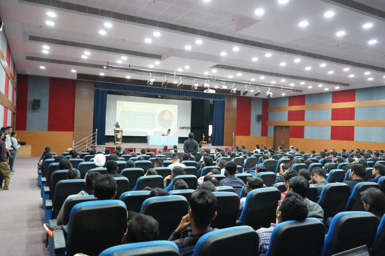 11th PGP induction at IIM Rohtak