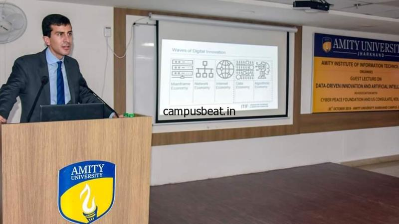 Guest Lecture on Data Innovation and AI