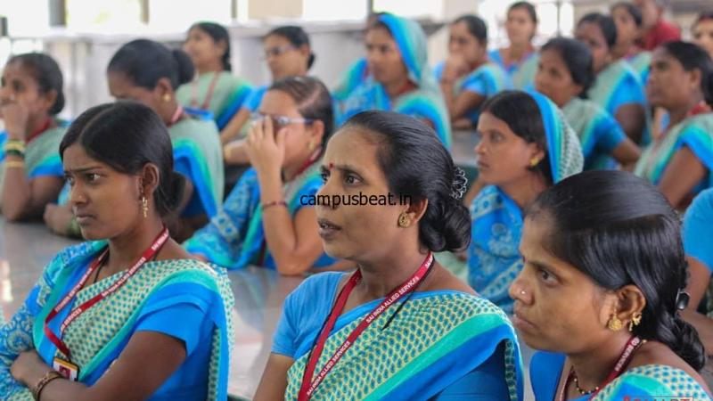 Prerna for Housekeeping and Mess Staff