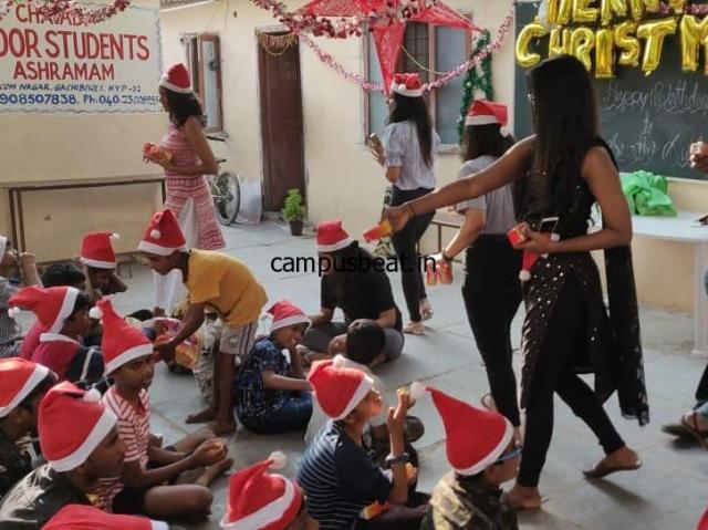 Christmas Celebration at IBS