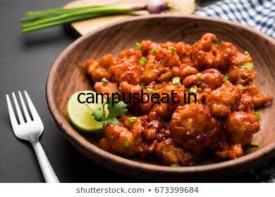 How to make a delicious veg Manchurian?