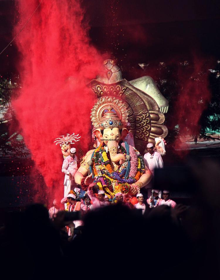 Ganeshotsav celebrations subdued in Corona hit Maharashtra
