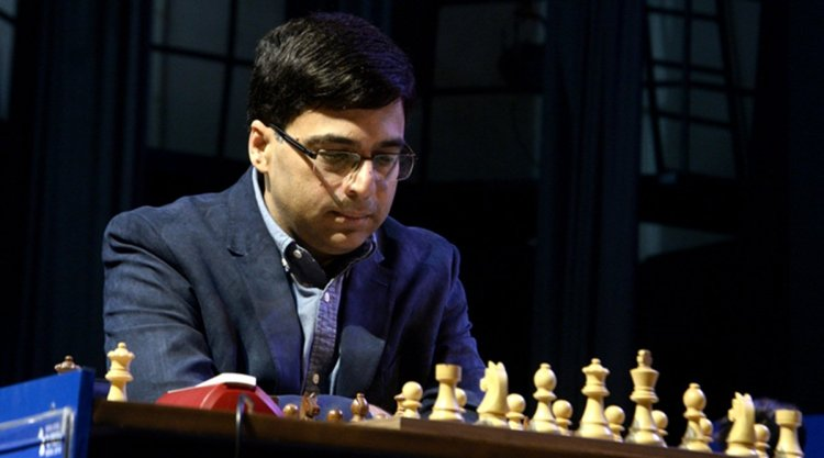 Anand loses to Svidler in Legends of Chess tourney