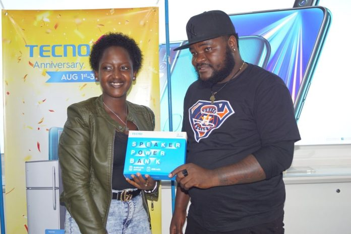 TECNO Mobile set to reward customers in new campaign as they mark 12 Year anniversary in Uganda 3 MUGIBSON WRITES