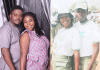 Couple Who Met In NYSC Camp Share Their Love Story With Lovely Family Photos