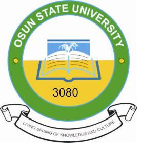 UNIOSUN Extends Post-UTME Registration Deadline 2017/2018