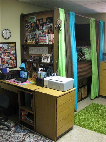 25 cool college dorm room ideas