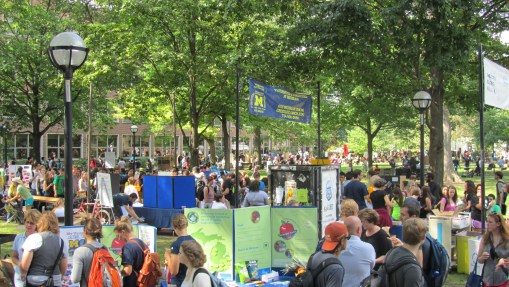 Image result for umich festifall