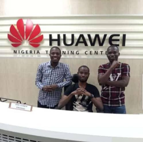 THREE UI STUDENTS EXCEL AT HUAWEI ICT COMPETITION