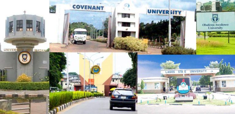 Ranking: UI, LASU, UNILAG, CU make top 1,000 world varsities