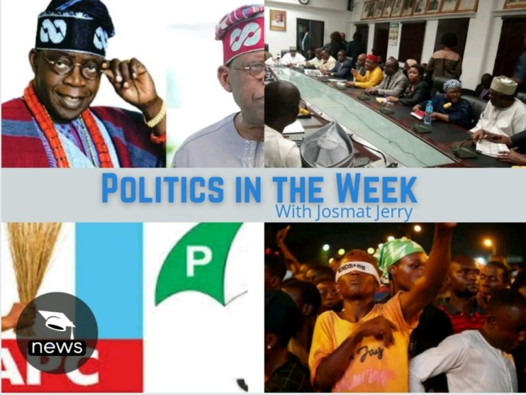 POLITICS IN THE WEEK – October 24, 2020