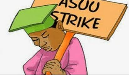 AGAIN, ASUU GIVES ULTIMATUM FOR STRIKE ACTION AFTER FG KEEPS MUM.