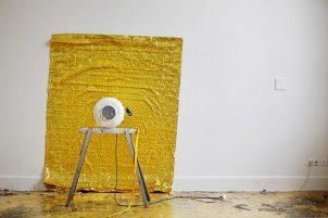 Ilja Klug, Wind-Material-Wall
