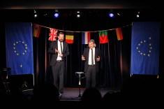 07.03.2018, 4. Humorzone Dresden 2018, Humor-Festspiele, Boulevardtheater, Kabarettisten Onkel Fisch