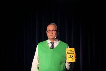 09.03.2018, 4. Humorzone Dresden 2018, Humor-Festspiele, Boulevardtheater, Hans-Hermann Thielke