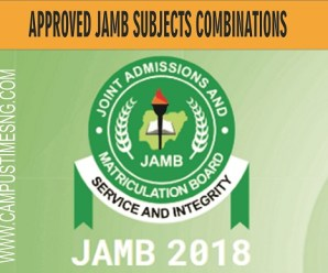 JAMB Subject Combination For Computer Engineering In UTME Exams