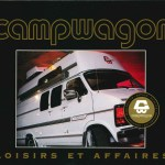 "Campwagon par excellence - Front page of magazine ""Loisirs et Affaires"""