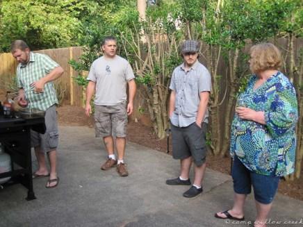 Corey, Jason, Gabriel, Jeannie