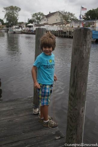 09-21 Crabbing