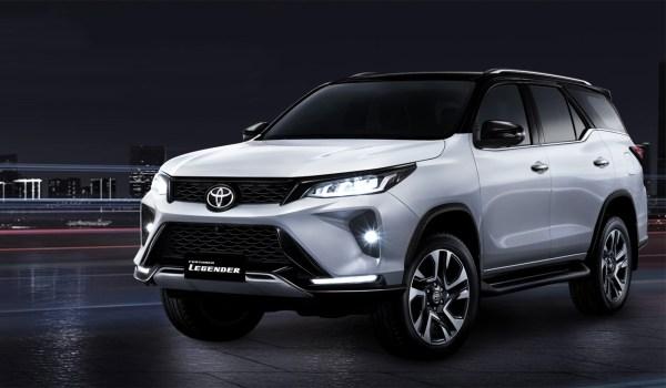 Toyota (Тойота) и Лексус 2020-2021 новые модели ...