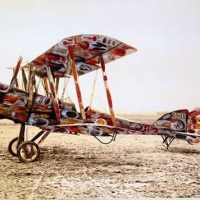 First World War pilot's collections go on display