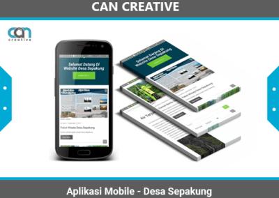 Aplikasi Mobile Sepakung