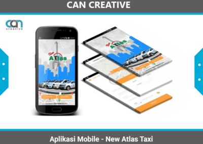 Aplikasi Mobile Atlas Taxi