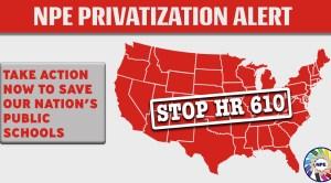 NPE Privatization Alert